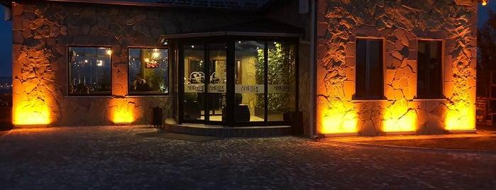 Seyirtepe Kafe Restaurant is one of Locais curtidos por Halil G..