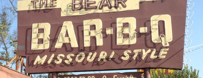 The Bear Pit Barbeque is one of North Valley Food Finds.