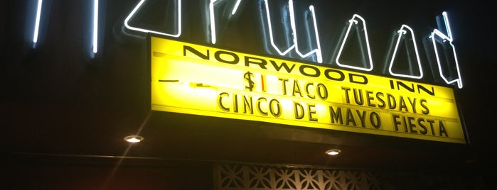 Norwood Bar & Lounge is one of Breweries - Southern CA.