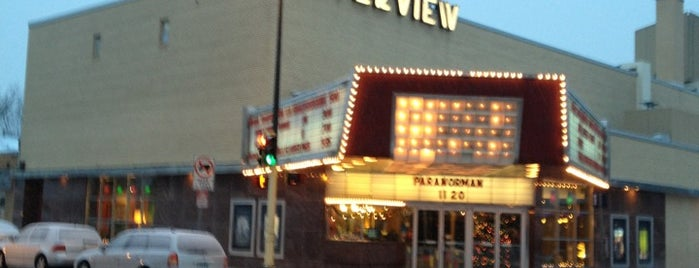 Riverview Theater is one of Minneapolis's Best Entertainment - 2013.