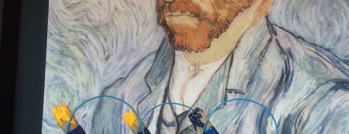 Van Gogh Bar is one of Locais salvos de Александра.