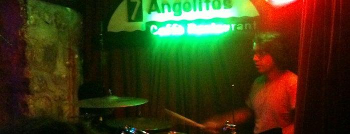 7 Angelitos is one of Locais salvos de Kari.