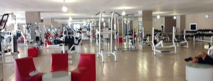 Light & Weight Fitness is one of Lugares favoritos de Handan.