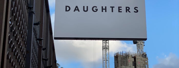 Sons + Daughters is one of Locais salvos de Tom.