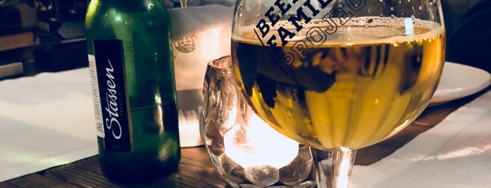 Beer Family is one of Бургеры в Питере.