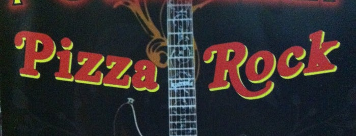 Fornelli Pizza Rock is one of Comilanças.