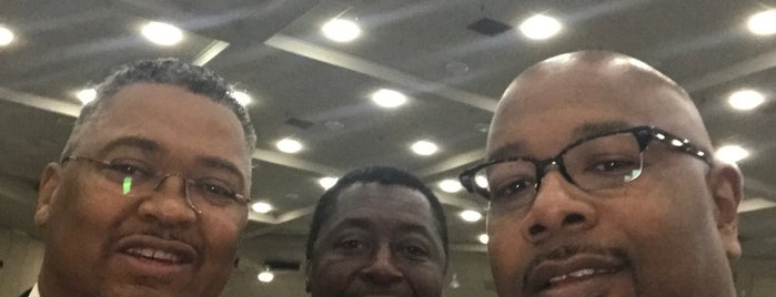 Alpha Phi Alpha 2017 General Convention is one of Lugares favoritos de Ronald Clayton.
