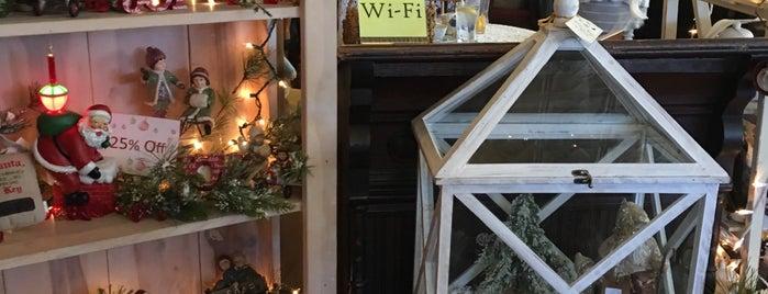 Burdett's Tea Shop is one of Lugares favoritos de Ronald Clayton.