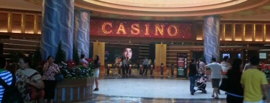 Resorts World Sentosa Casino is one of Must Visit Places in Singapore.