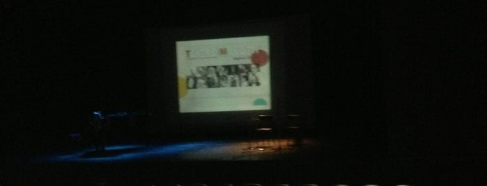 Teatro Menotti is one of NABA WeMap.