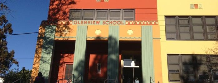 Glenview Elementary School is one of Orte, die Bruce gefallen.