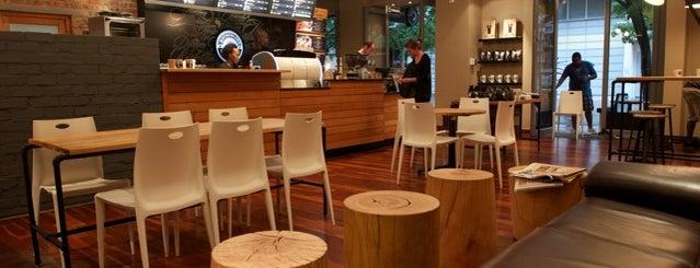 Motherland Coffee Company is one of Kapstaden.