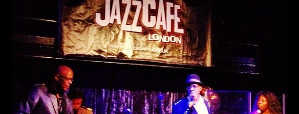Jazz Cafe is one of Inglaterra.