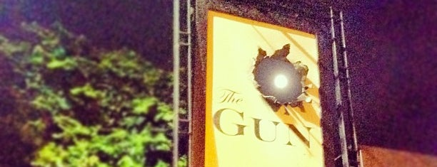 The Gun is one of Omnomnom in London.