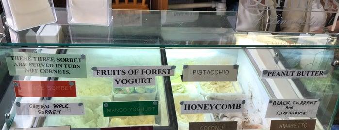 The Ice Cream Parlour is one of Michael 님이 저장한 장소.