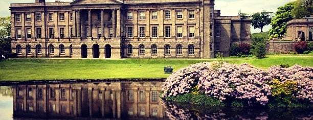 Lyme Park is one of UK.