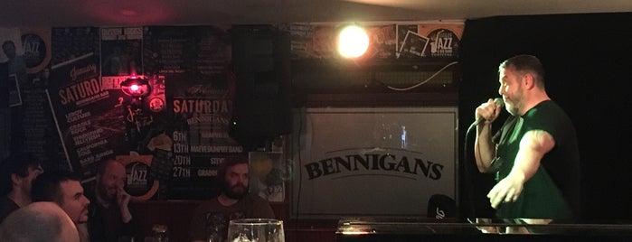 Bennigans is one of Belfast.