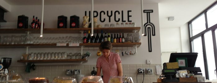 Upcycle - Milano Bike Cafè is one of MILANO EAT & SHOP.