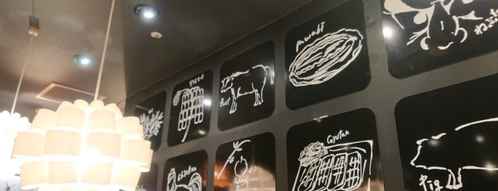 6ken Kitchen is one of Kotaro : понравившиеся места.