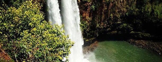 Wailua Falls is one of Places to Visit: Kauai, HI.