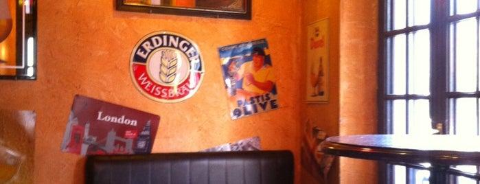 La Taverne de la Butte is one of G'ın Beğendiği Mekanlar.