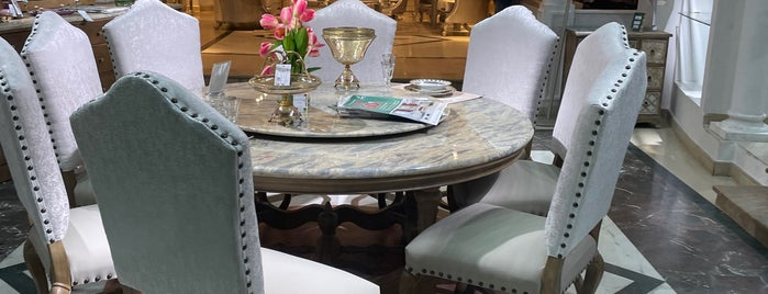 Alomar Furniture is one of Furniture Jeddah.