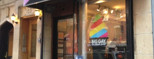 Big Gay Ice Cream Shop is one of Manhattan, NY - Vol. 1.
