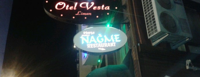 Fasıllı Nağme Restaurant is one of Meyhaneler.