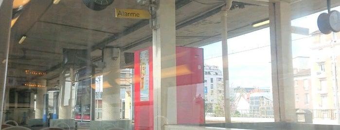 Gare SNCF de Vanves-Malakoff is one of Orte, die Dr Michael gefallen.