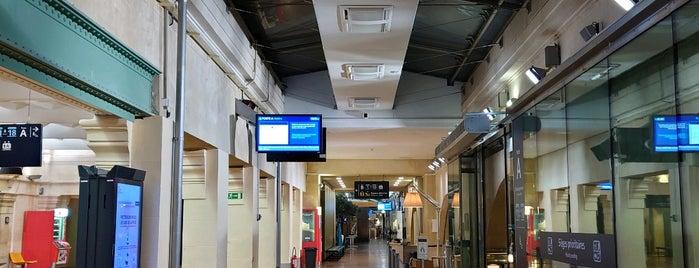 Terminal Eurostar is one of David : понравившиеся места.