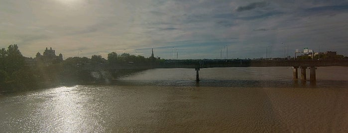 Berges de Garonne is one of Europe: 3months business trip '15.