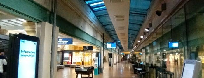 Terminal Eurostar is one of Orte, die David gefallen.