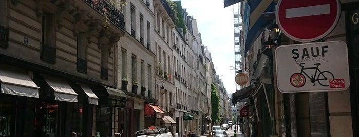 Rue Saint-Louis en l'Île is one of Locais curtidos por Gamze.