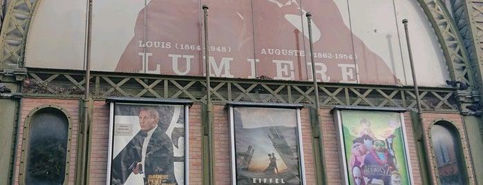 Cinema Lumière is one of Visitez la patrie du cinéma.