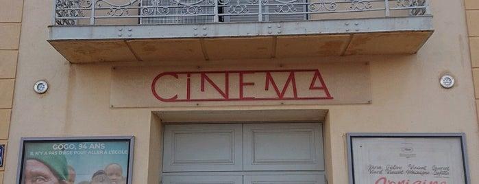 Eden Théâtre is one of Visitez la patrie du cinéma.