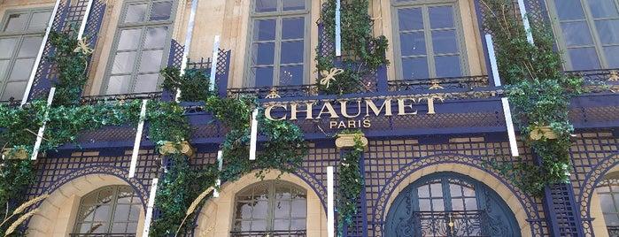 Chaumet is one of Locais curtidos por Montréal.