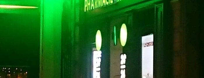 Pharmacie de la Place de la République is one of Pharmacies.