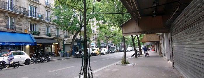 Avenue Secrétan is one of Paris da Clau.