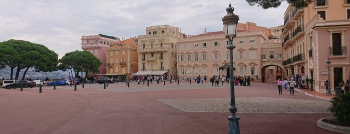 Place du Palais is one of South of France.