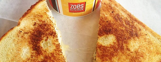 Zoës Kitchen is one of Places to go in J-ville.