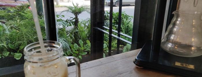 Mandrake Café is one of PILAR 님이 좋아한 장소.
