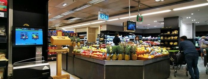 Supermercado El Corte Inglés is one of Mallorca.