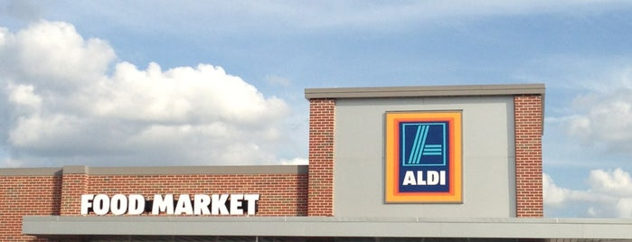 Aldi is one of Fun things n places!.