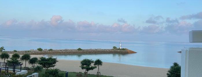 Sheraton Okinawa Sunmarina Resort is one of Okinawa.
