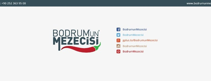 Bodrum'un Mezecisi is one of Bodrum.