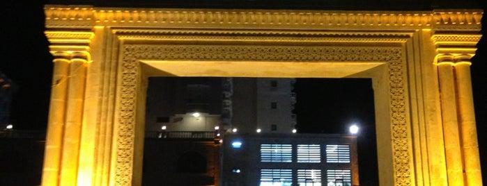 Yay Grand Hotel is one of Locais salvos de Mustafa.
