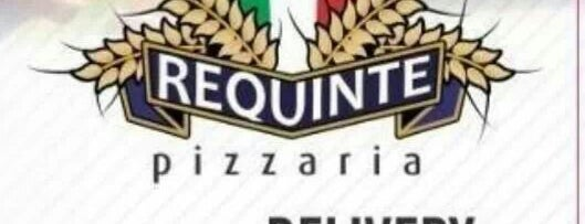 Requinte Pizzaria is one of Lieux sauvegardés par Fabricio.
