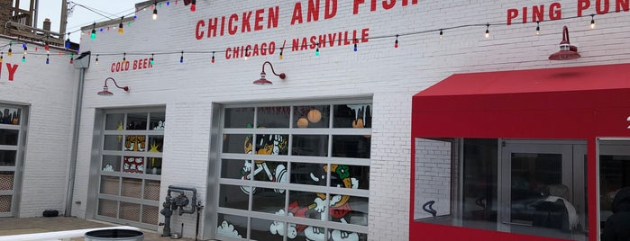 Parson's Chicken & Fish is one of Chicago.