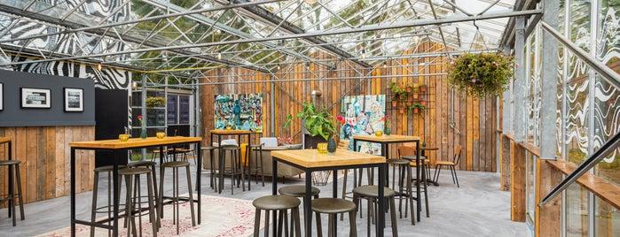 Restaurant Glaswerk is one of Den Haag Scheveningen.