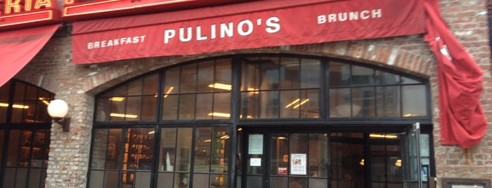 Pulino's is one of MY NEW YORK //.
